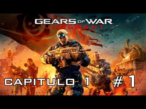 Gears of War Judgment | Capitulo 1 (1/2) | Testimonio de Baird | Español | Let's Play / Walkthrough