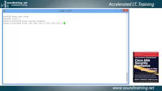 How to Install the Cisco ASA ASDM Launcher:  Cisco ASA Training 101