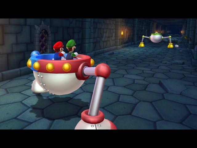 Mario Party 9 - All Quick Reflex Minigames