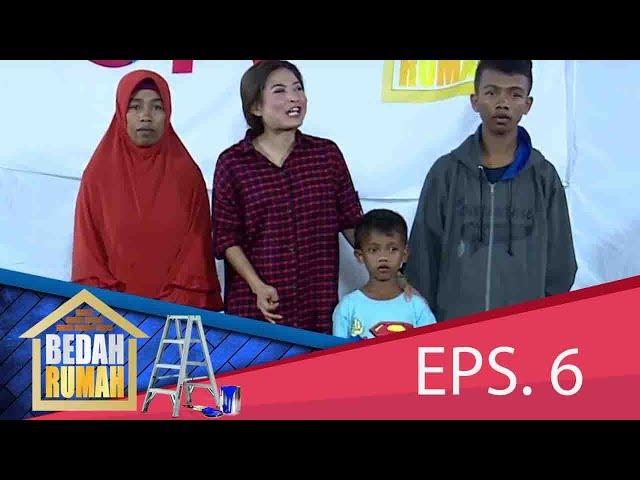 Before After Rumah Ibu Mimi, Tim Bedah Rumah Berhasil! | BEDAH RUMAH EPS. 6 (5/5) GTV 2017