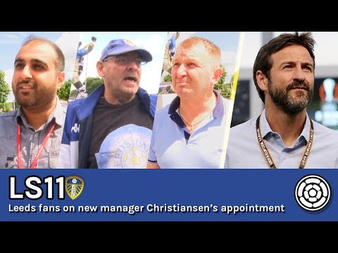 LS11 | Leeds fans on the appointment of Thomas Christiansen