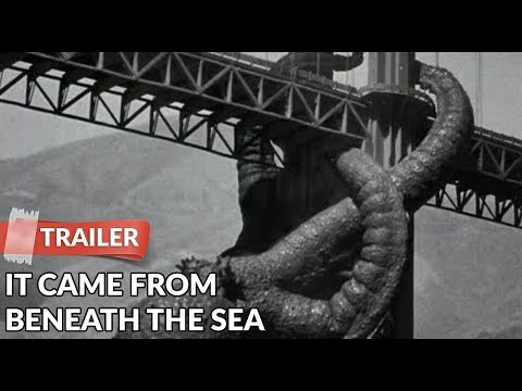 IT Came from Beneath the Sea 1955  HD  Kenneth Tobey