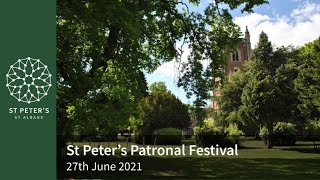 St Peter's Patronal Festival - 10am, 27th June 2021