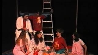 גן ריקי (ד.גרוסמן) שחר חסון.סטודיו למשחק משה ופניק