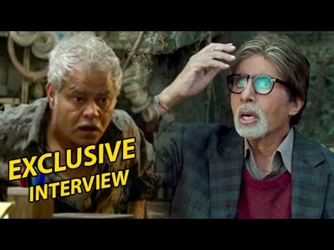 Bhoothnath | Sanjay Mishra Shares His Experience Working With Amitabh Bachchan