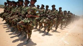 Somalia  National Army