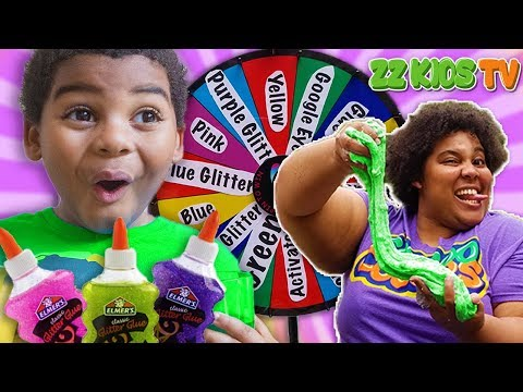 MOM VS SON MYSTERY OF SLIME SWITCH UP CHALLENGE! thumbnail