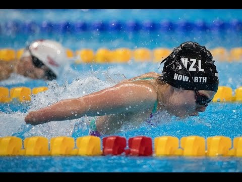 Swimming | Women's 100m Breaststroke SB8 final | Rio 2016 Paralympic Games