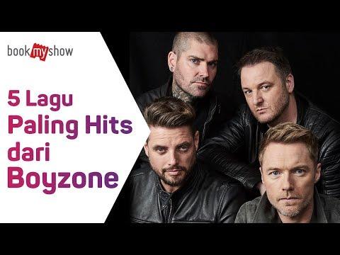 5 Lagu Paling Hits Dari Boyzone - BookMyShow Indonesia