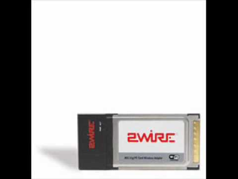 2WIRE PCMCIA WIRELESS CARD WINDOWS 7 X64 DRIVER