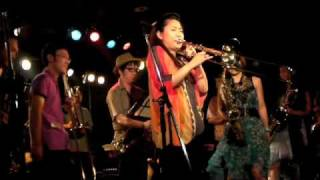 Yapani! / I say a little praler 2009.07.18@lush 【ヤパニ!】 市毛宜...