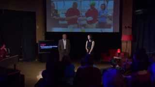 Sustainability in Prisons: Dan Pacholke and Andrea Martin at TEDxTheEvergreenStateCollege