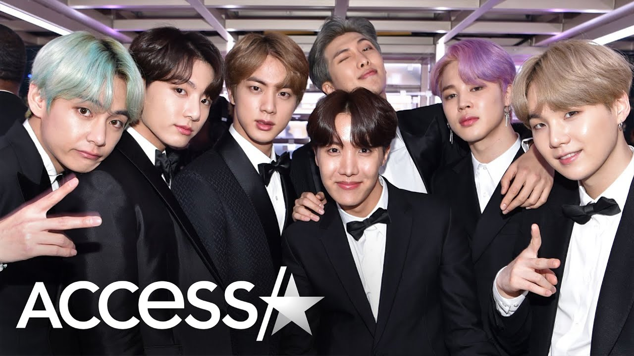 BTS Praises Their Army After Winning Big At 2021 VMAs