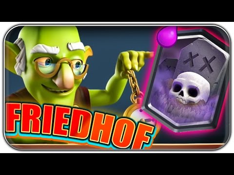 FRIEDHOF LEGENDÄRE IM SHOP GEKAUFT 💰 | Clash Royale Let's Play | Deutsch German