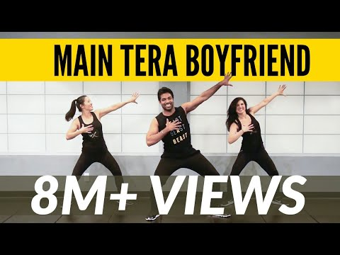Main Tera Boyfriend | Raabta | Bollywood Workout