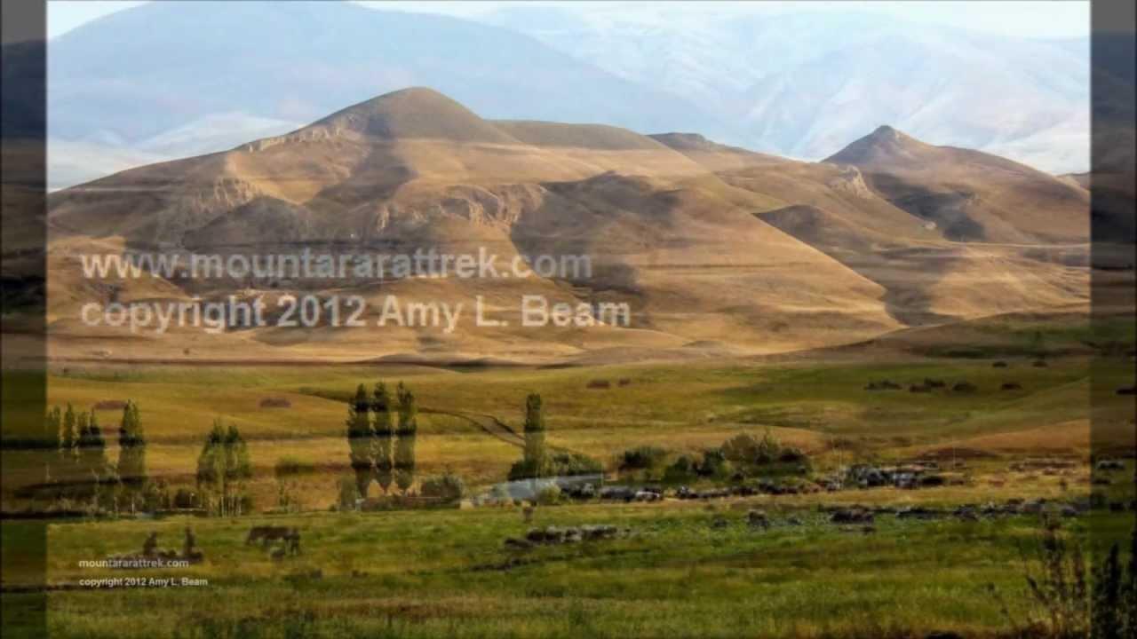 Fish Lake, Agri, Turkey HD Photo Tour by Amy Beam