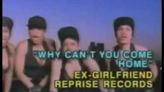 "Ex-Girlfriend (Stacy Francis) - Official Music Video: ""Why Can't You Come Home"" (1991"