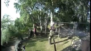 Dunakaland Kalandpark sisakkamerával