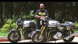 India Exclusive! Norton Dominator & Commando First Look Review - 5 Things You Need To Know