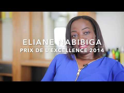 GABON : Eliane Nabibiga, un modèle  de persévérance et d'optimisme.