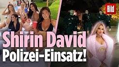 Shirin David: Polizei-Einsatz bei Videodreh –wegen Corona und Lärm!