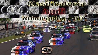 GT sport  3°Clasificacion de la Liga de Fabricantes/Audi