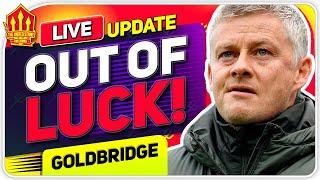 SOLSKJAER OUT Of Excuses! Man Utd Transfer News