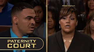 Man Who Survived Near Death Experience Was Lied To (Full Episode)   Paternity Court
