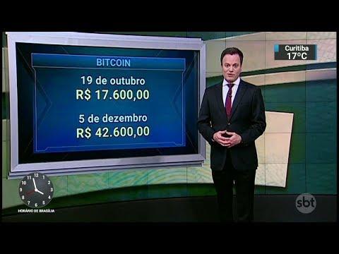 Você sabe como funciona o Bitcoin? O Guia do Dinheiro explica | SBT Notícias (06/12/17)