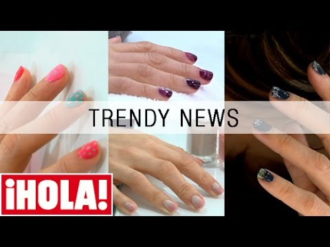 Trendy news pinta tus u as como las 39 celebrities 39 youtube for Trendy celebrity watches