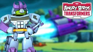 Angry Birds Transformers - Rovio Entertainment Ltd Bludgeon Day 2 Walkthrough