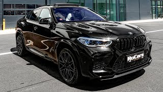 2020 BMW X6 M Competition - Wild SUV!
