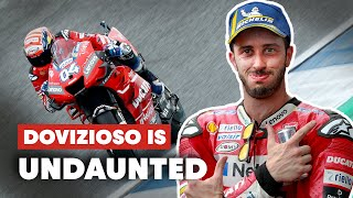 What Makes A MotoGP Rider Tick? | Andrea Dovizioso: Undaunted