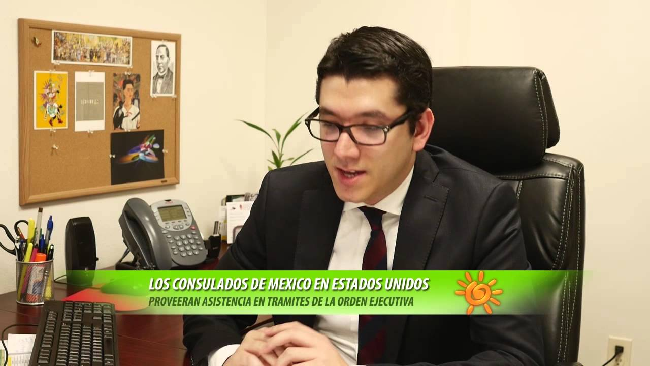Entrevista con el consulado de mexico en mcallen jose - Alberto navarro ...