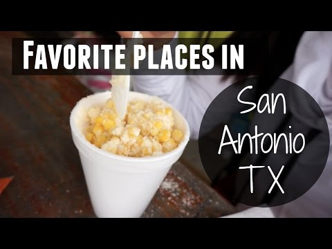 Authentic Mexican Snacks// Favorite Places in San Antonio// Travel Vlog