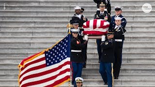 George H.W. Bush Texas funeral: Former president honored in Houston