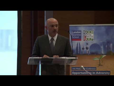 LBS 14th Middle East Conference - November 2015: Closing Keynote Speech by Mohammed AlArdhi