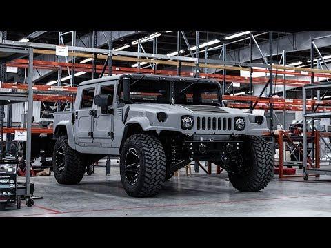 Download Milspec Hummer H1 Demo Drive