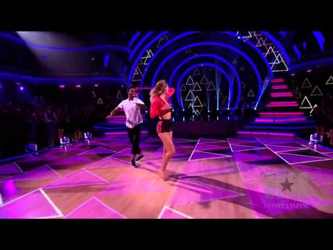 "DWTS: Lolo Jones Reacts to Epic ""Uh Oh"" Dance Fail - HipHollywood.com"
