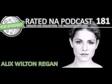 Rated NA Podcast 181  Alix Wilton Regan Returns  Dragon Age