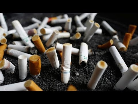 U.S. tobacco companies roll out anti-smoking ads