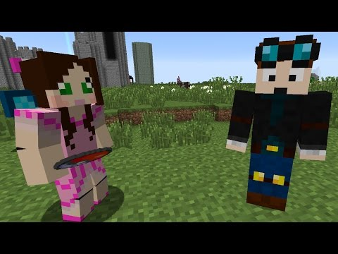 Thumbnail: Minecraft: CATCHING YOUTUBERS CHALLENGE [EPS9] [8]