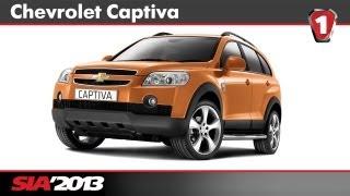 Chevrolet Captiva.  SIA'2013.  (УКР)