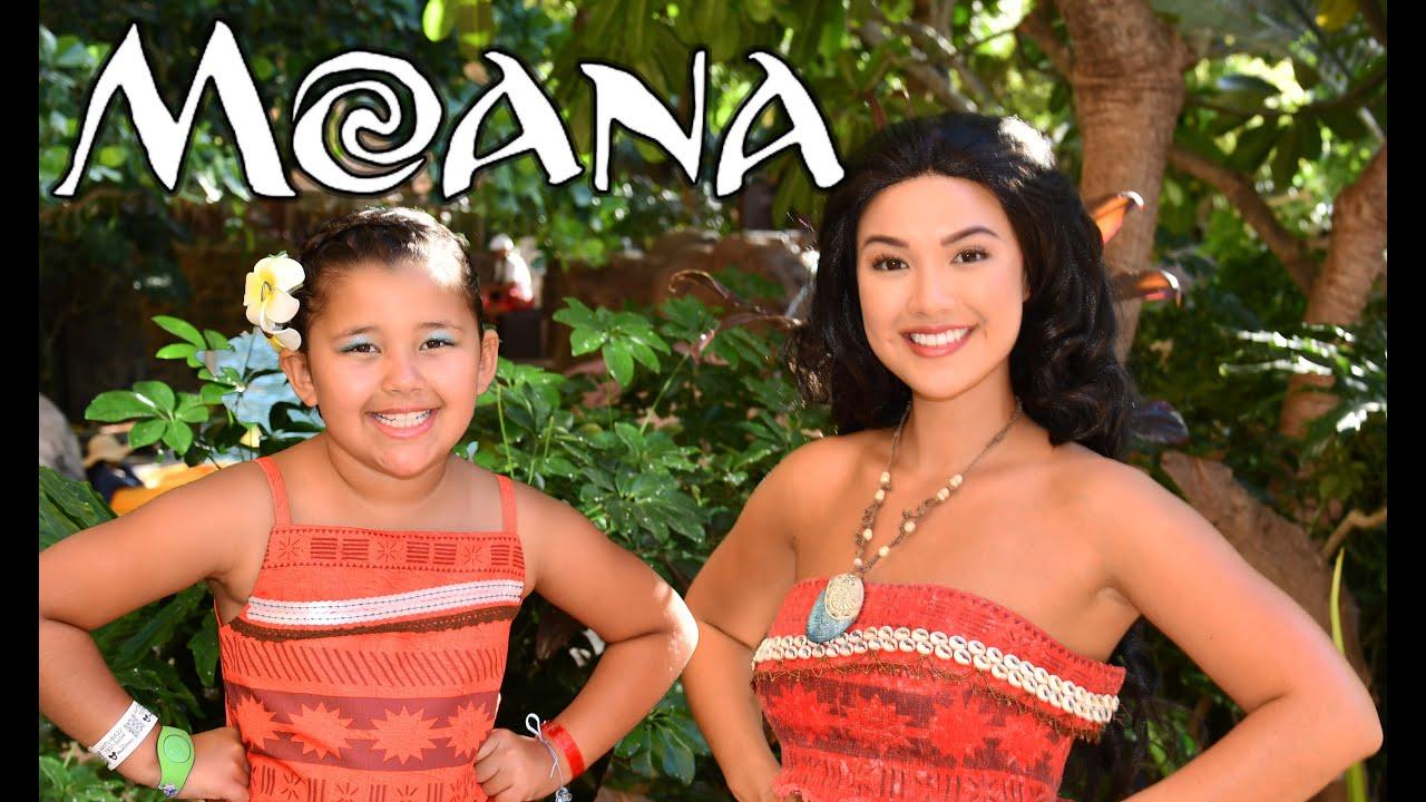 Disney Princess Moana Makeup   Makeup Halloween Costumes and Toys