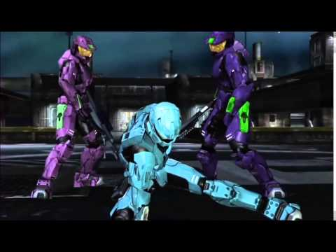 """Red vs Blue- """"Phoenix"""" by Fall Out Boy - YouTube"""