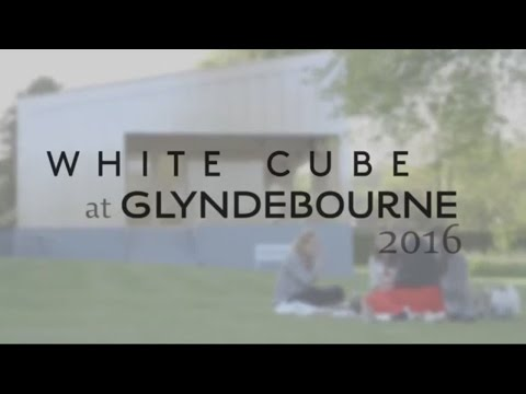 White Cube at Glyndebourne