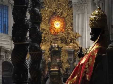 Chair of Saint Peter: Chair of True Unity