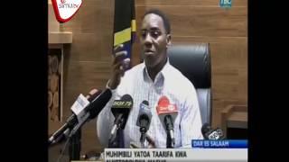 Kijana Aliyetobolewa Macho Hawezi Kuona Tena