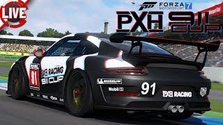 FORZA MOTORSPORT 7 - PXH 911 CUP - Lauf 6: Hockenheim - Forza Motorsport 7 Livestream