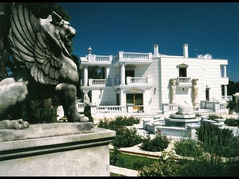 Magnificent Greek Mansion in Ekali, Greece